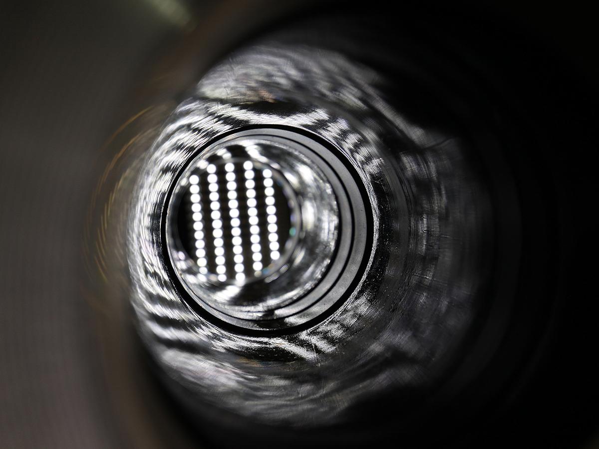 pipe-bore